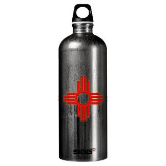 New Mexico Zia Sun Symbol SIGG Traveler 1.0L Water Bottle