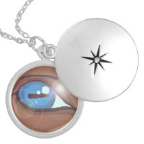 New! *Mimi's collection* Horse eye locket