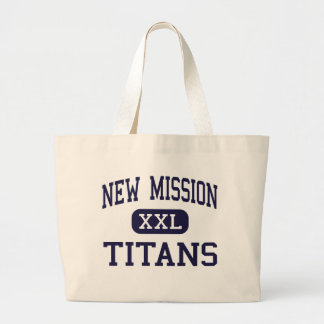 New Mission - Titans - High - Roxbury Canvas Bags