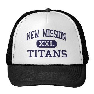 New Mission - Titans - High - Roxbury Hats