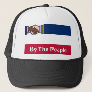New Mississippi: By The People Trucker Hat