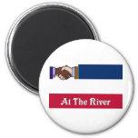 New Mississippi v2 At The River 2 Magnets