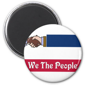 New Mississippi: We The People Magnet