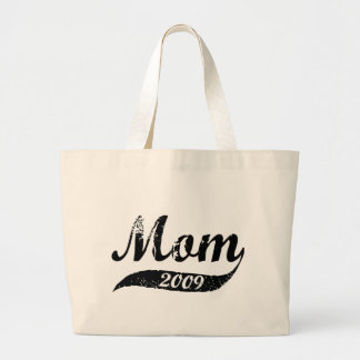 New Mom 2009 Canvas Bag