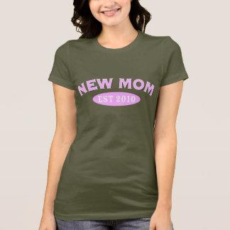 New Mom 2010 T-Shirt