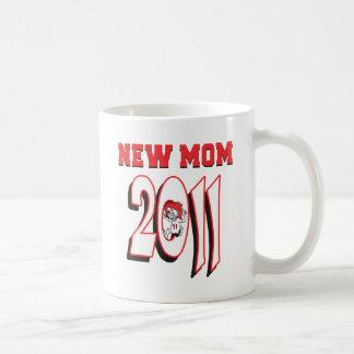 New Mom 2011 Gift Coffee Mug