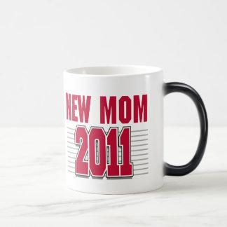 New Mom 2011 Magic Mug