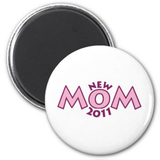 New Mom 2011 Magnet