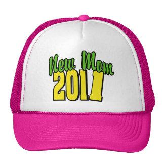 New Mom 2011 Trucker Hat
