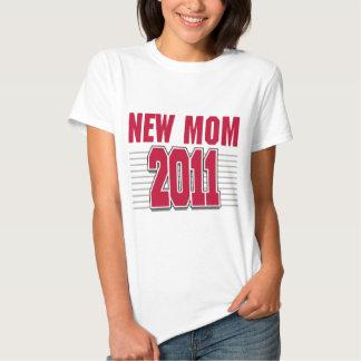 New Mom 2011 TShirt