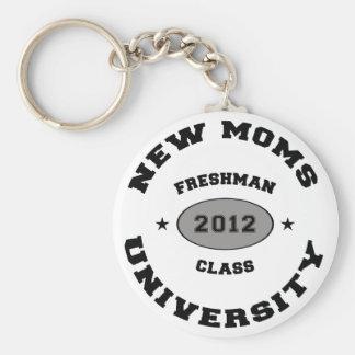 New Mom 2012 Key Chain