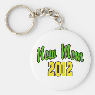 New Mom 2012 Key Chains
