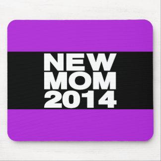 New Mom 2014 Lg Purple Mouse Pad