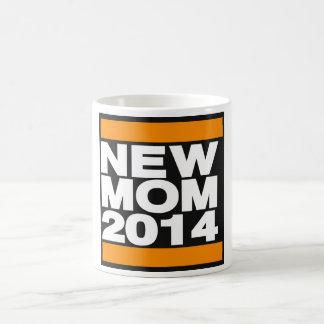 New Mom 2014 Orange Coffee Mug
