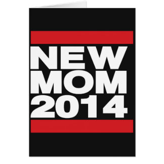 New Mom 2014 Red Card