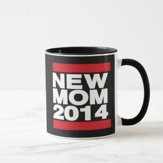 New Mom 2014 Red Mug