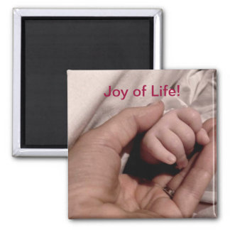 New Mom and Baby - Joy of Life Magnets