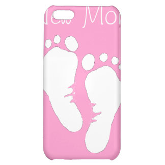 New Mom - Baby Girl Case For iPhone 5C