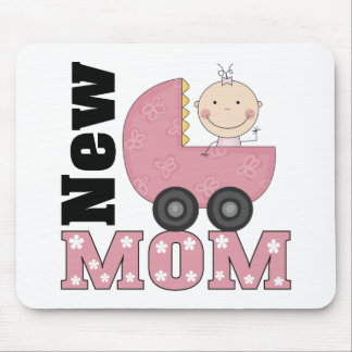 New Mom Mouse Pad