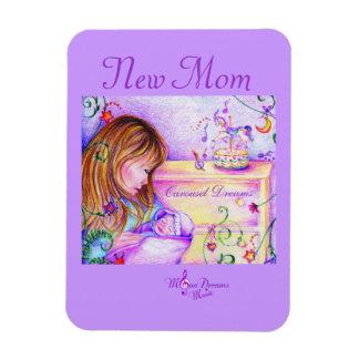 New Mom Premium Flexi Magnet