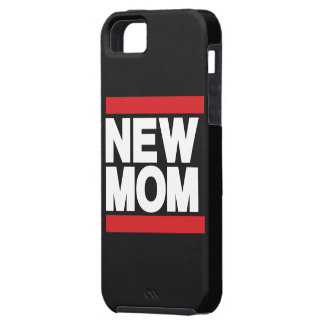 New Mom Red iPhone SE/5/5s Case