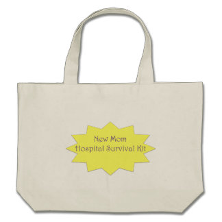 New Mom Survival Kit Bags