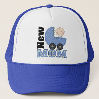 New Mom Trucker Hat