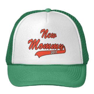 New Mommy 2011 Trucker Hat