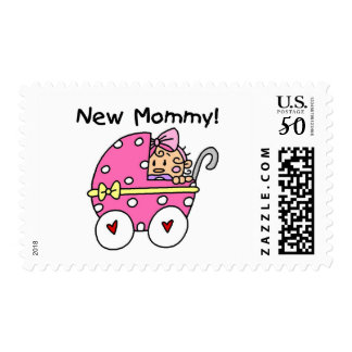 New Mommy Baby Girl Tshirts and Gifts Postage