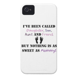 New mommy Case-Mate iPhone 4 case