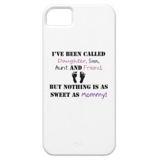 New mommy iPhone SE/5/5s case