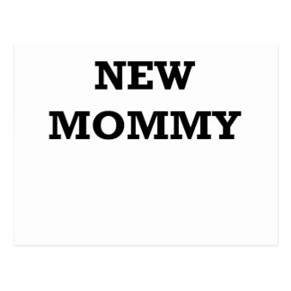 NEW MOMMY.png Postcard
