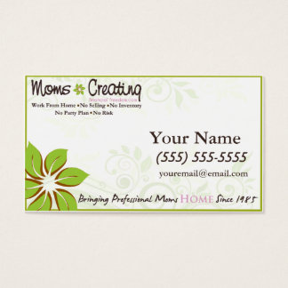 NEW Moms Business Card