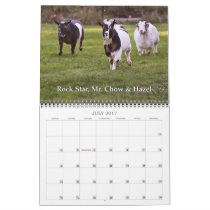 New Moon Farm 2017 Calendar