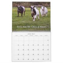 New Moon Farm 2017 Calendar