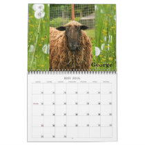 New Moon Farm Goat Rescue & Sanctuary 2016 Calendar