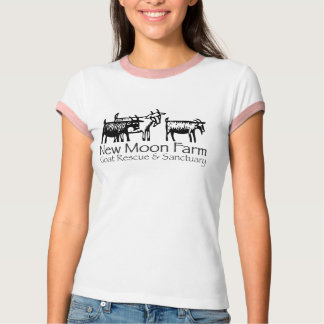 New Moon Farm Ringer T-Shirt
