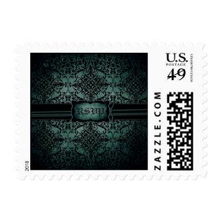New Moon RSVP Stamp