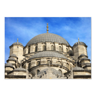 New Mosque Domes in Istanbul Invite