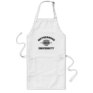 New Mother 2012 T-Shirt Gifts Long Apron