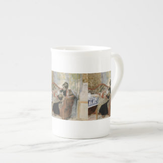New Mother Thoughts Bone China Mug