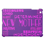 New Mothers & New Moms Baby Showers : Qualities iPad Mini Case