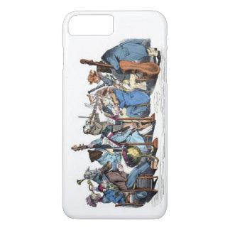 NEW MUSICAL LANGUAGE / ANIMAL FARM ORCHESTRA iPhone 8 PLUS/7 PLUS CASE