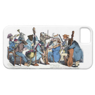 NEW MUSICAL LANGUAGE / ANIMAL FARM ORCHESTRA iPhone SE/5/5s CASE