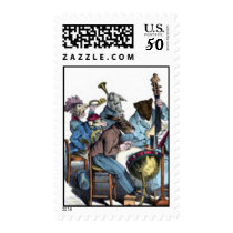 NEW MUSICAL LANGUAGE / ANIMAL FARM ORCHESTRA POSTAGE