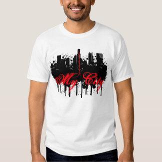 New My City LA. Tee Shirt
