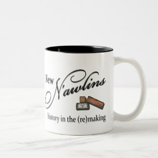 new N awlins mug