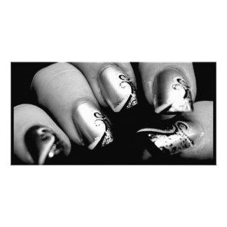 New nails card