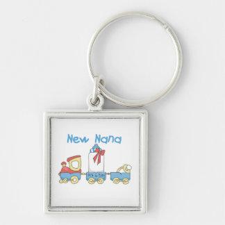 New Nana - Train Gifts Keychains
