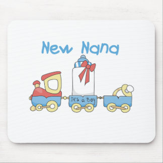 New Nana - Train Tshirts and Gift Mouse Pad